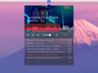 [PSD] Winamp OS X
