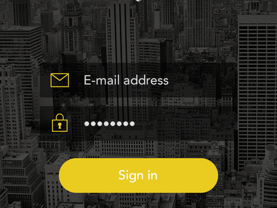 Sign In 2 ios7 deiv download psd free ui buttons sign in login app
