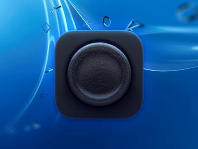 PS4 analog stick icon