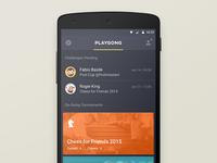 Playgong App