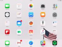 Mmnts ipad home icon