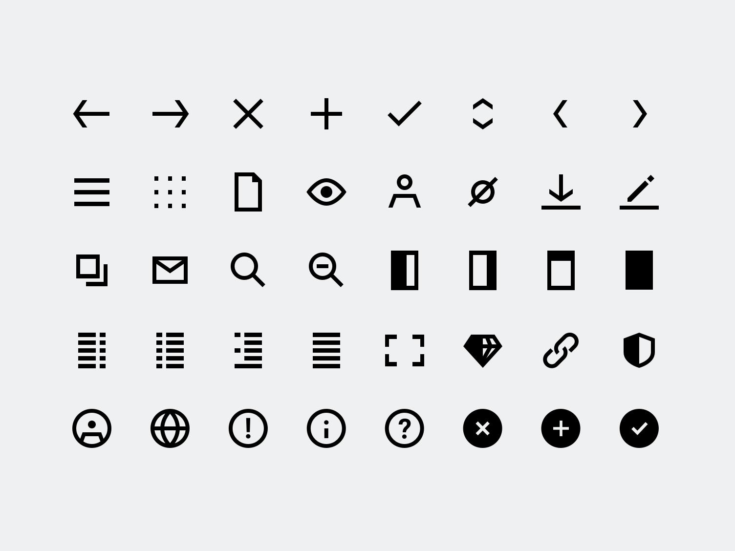 icons branding iconset icons wozber