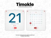 Timokle - MenuBar App for macOS Exploration