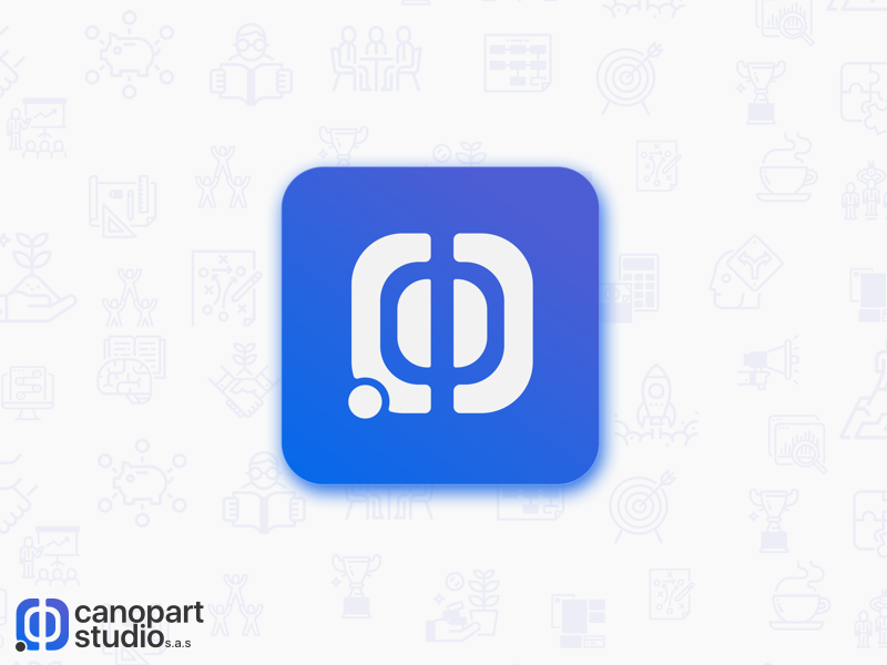 DailyUI Challenge # 005 - App Icon shot new nice blue brand appicon ux ui design app icon