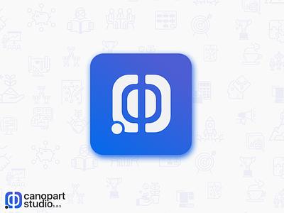 DailyUI Challenge # 005 - App Icon shot new nice blue brand appicon ux ui design app icon
