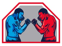 MMA Fighter Faceoff