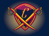 Cavaliers LogoDribbble