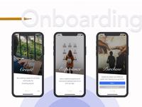 Onboarding Screen