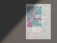 Festival Guitarra Girona Poster