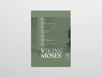 Viking Moses 2017 Spanish Tour