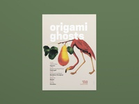 Origami Ghosts 2017 Spanish Tour