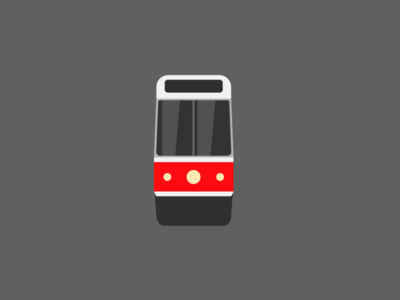 TTC Streetcar streetcar toronto ttc