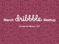 Mexico City Dribbble Meetup