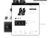 E-Commerce Single Product > Desktop View [WIP]