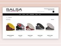 Salsa - Collection View