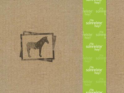 Sticker Mule - Custom Tape pattern healthy tape green food print design awesome