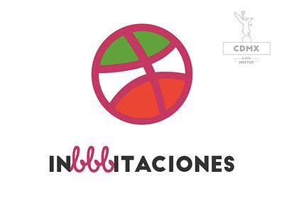 ¡Invites para la comunidad de México! mexico invitaciones dribbble draft invite invites