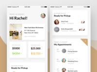 Associate App Dashboard
