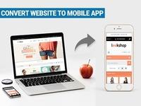 Website to App