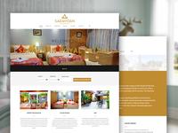 Website Design for Hotel Booking