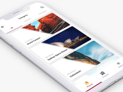 Sightseeing Discovery App