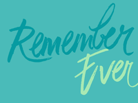 Remember Everything