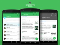 All phones evernoteversion2