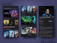 Movies Player Application