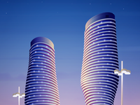 Absolute Towers - Mississauga, Ontario, Canada