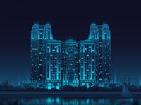 Nile Towers - Cairo