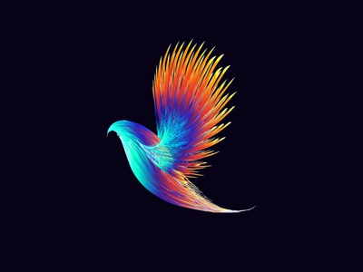 Pigeon illustrator tutorial pigeon branding design vectorart gradient art vector digitalart illustration