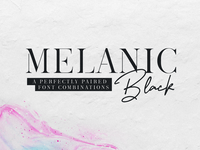 Melanic Black + EXTRAS