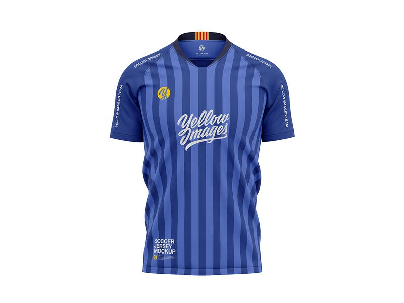 4a58786bbfd Soccer Jesrsey Mockup chelsea marvelous designer nike fc barcelona soccer  sportswear jersey t-shirt mockup