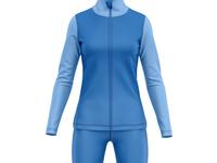 Women's Sports Kit Mockup