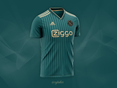 Football / Soccer Concept for FC AJAX