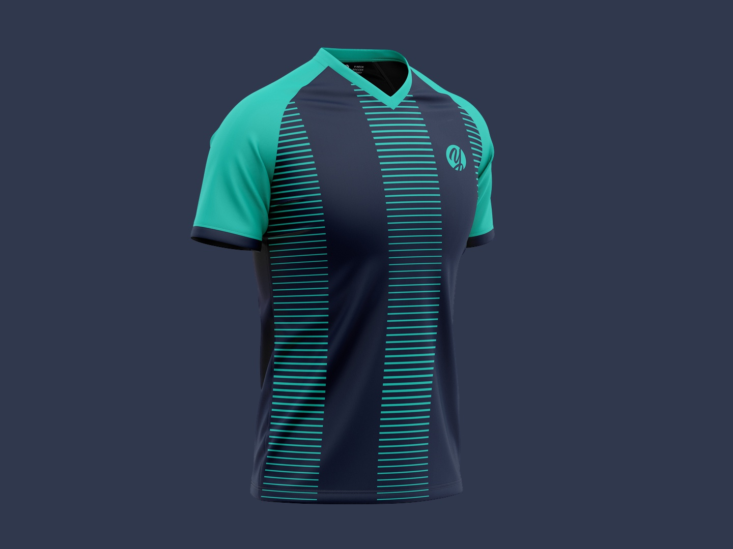 Soccer Raglan Jersey Mockup By Cg Tailor On Dribbble