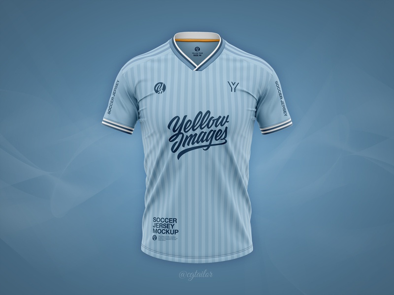 Football Jersey Mockup 2019 2020 Season By Cg Tailor On Dribbble