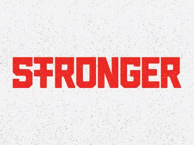 Strongerstype