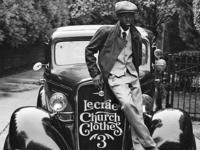 Lecrae - Church Clothes 3 (Mixtape Cover)