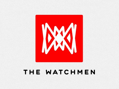 Dribbble watchmen