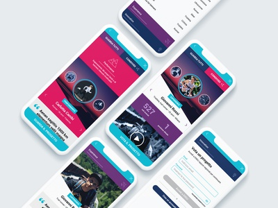Endurance Sports Contest Platform
