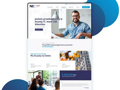 nbcpolska.pl development wordpress webdesign