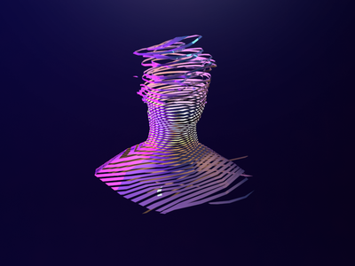 Fractured 3D Body