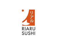 Riaru Sushi Restaurant Logo