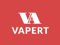 Vapert Logo
