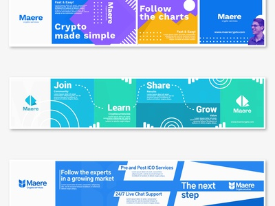 Maere Crypto Services - Concept Stylescapes