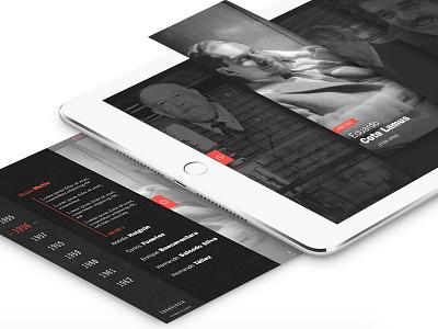 MITO ui latinamerica culture revival magazine colombia library app digital editorial