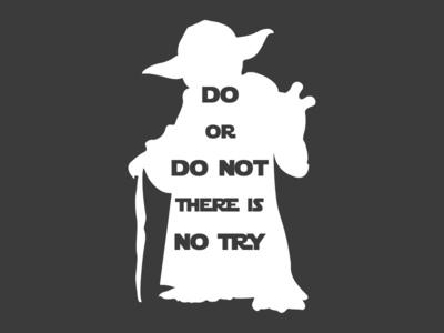 There is no try yoda quote star wars