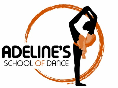 Dance School Logo branding graphic design logo illustration adobe illustrator