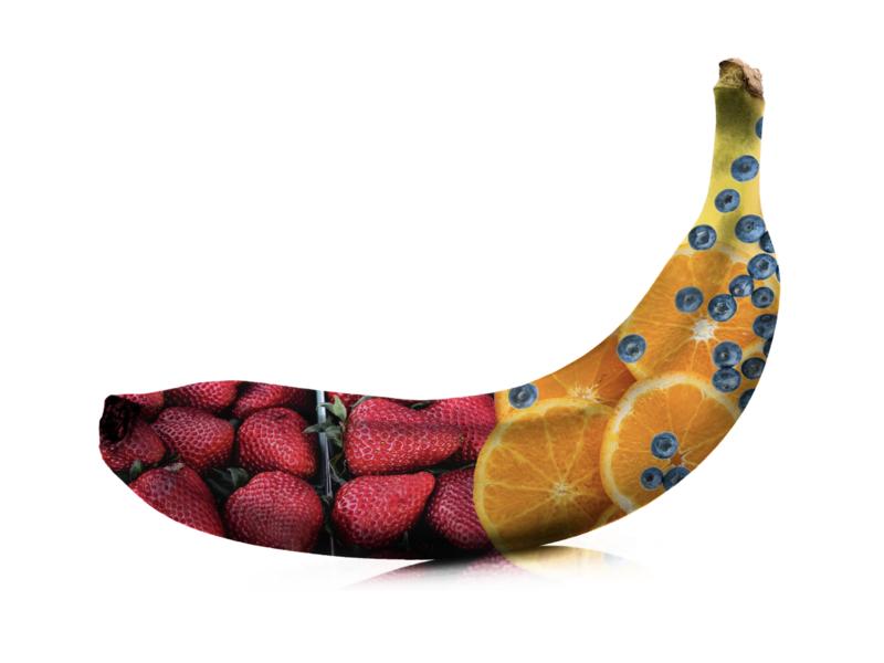 Banana! image editing image manipulation adobe photoshop graphic design